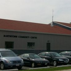 MARTINTOWN COMMUNITY CENTER AND FIRE HALL